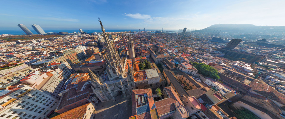 Barcelona's Gothic Quarter - Tourist Information and Guide
