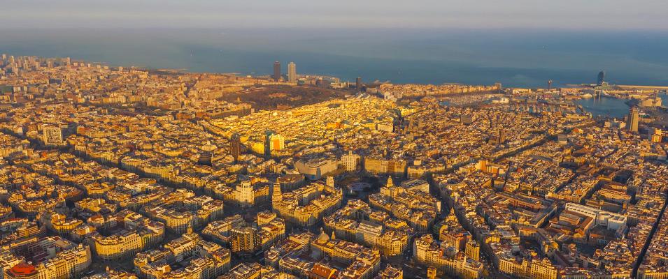 Відкрий для себе район Борн в Барселоні