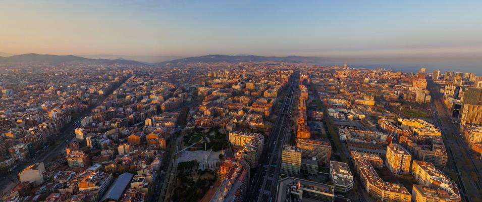 Barcelonas Sant Marti-området - Turistinformation och guide