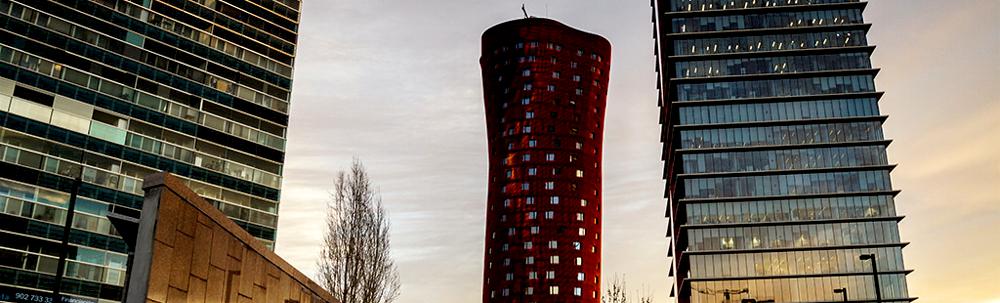 Descubre el barrio de Hospitalet de Llobregat de Barcelona!
