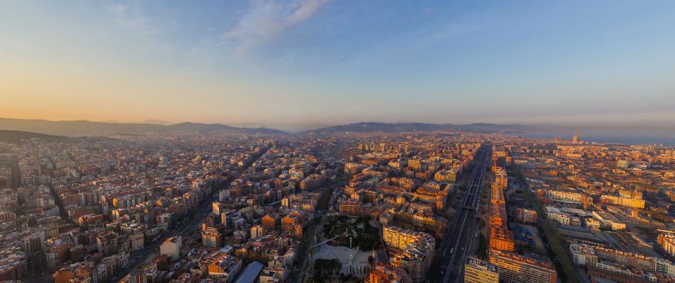 Barcelona Sant Andreu Viertel - Touristen Information und Guide