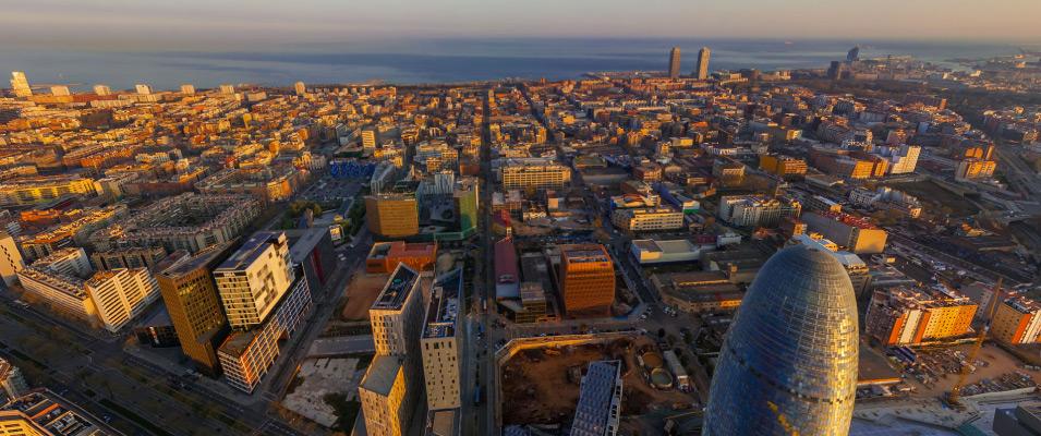 Descubre el barrio de Poblenou de Barcelona