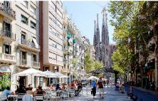 Sagrada Familia quartiere