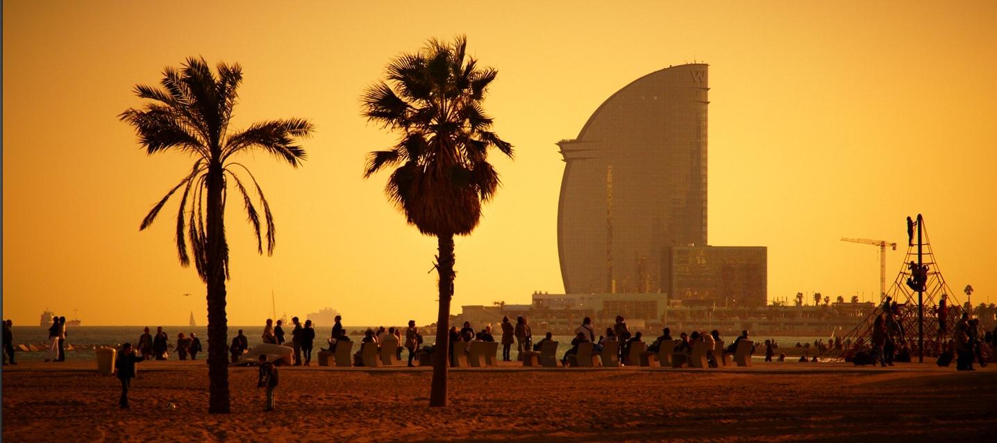 ¡10 razones para mudarte a Barcelona!
