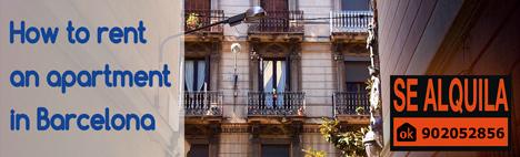 Come affittare un appartamento a Barcellona