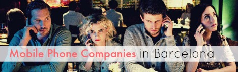 Compañías telefónicas españolas: ¿Cuál escoger?