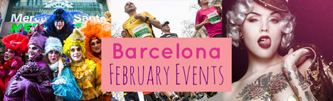 The best February events in Barcelona 2020