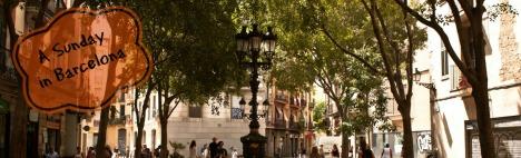Hvad kan man lave om søndagen i Barcelona?