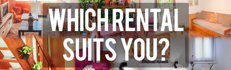 Quale appartamento in affitto è adatto a te?