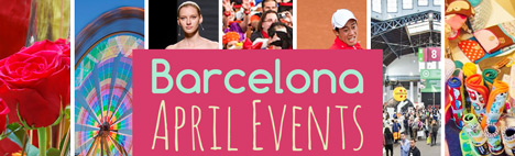 De bästa aktiviteter i Barcelona under april