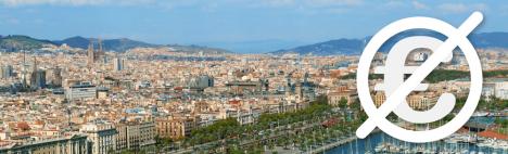 Activités gratuites à Barcelone