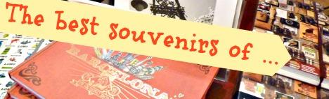 I migliori souvenirs di Barcellona