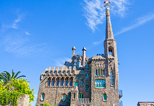 A hidden attraction opens for Gaudí fans