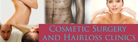 Ästhetische Chirurgie und Haarkliniken in Barcelona