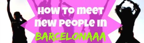 5 способов найти друзей в Барселоне