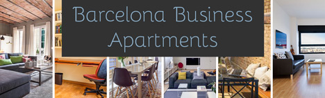 Best business apartments in Barcelona