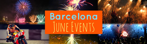 Best events in Barcelona this June
