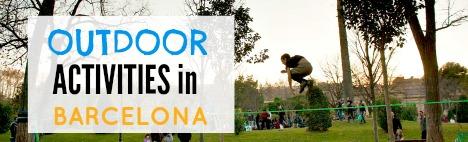 5 aktywności na świeżym powietrzu w Barcelonie