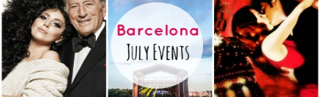 The best events in Barcelona for July 2019