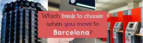 Current accounts in Barcelona: Which bank to choose?
