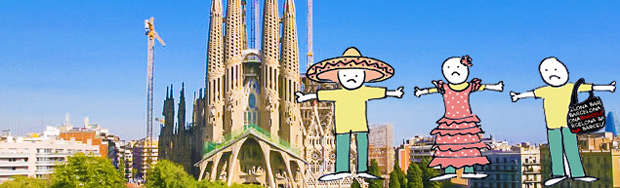 Top 10 errori in un viaggio a Barcellona - 2