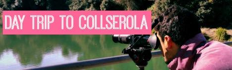 Utflykt till Collserola bergen i Barcelona