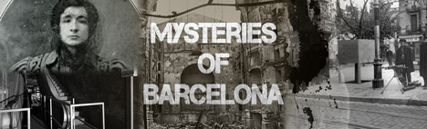 The dark mysteries of the city of Barcelona