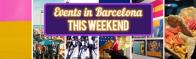Les événements de Barcelone pour le week-end à prix faible