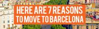 Hvorfor flytte til Barcelona?