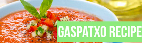 An Authentic Gazpacho Recipe
