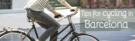Tips for riding a bike in Barcelona