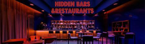 Все секретные бары Барселоны!