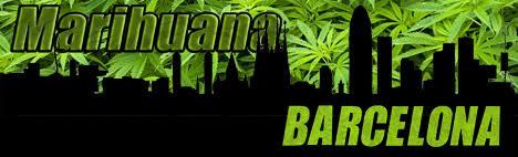Marihuana in Barcelona