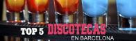Top 5 Nightclubs in Barcelona