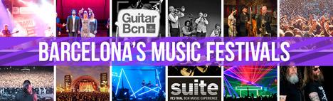 Guide sur tous les Festivals de Musique à Barcelone