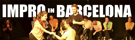Theatrical improvisation and comedy in Barcelona
