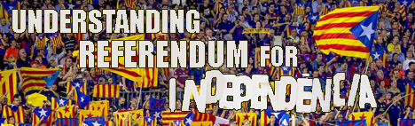Key facts about the Catalan Referendum