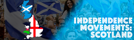 Scotland in search of independence