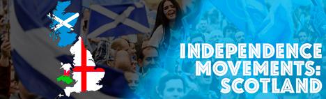 L'Ecosse en quête d'indépendance