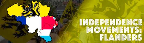 El independentismo en Flandes, Bélgica
