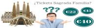 Overview and comparison of Sagrada Familia tickets