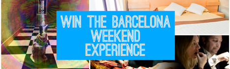 Weekend w Barcelonie...GRATIS!