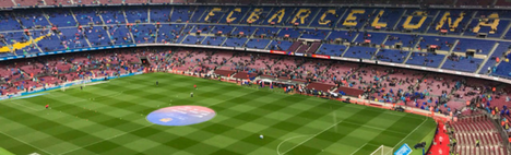 All About Camp Nou