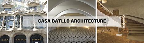 De architectuur van het Casa Batlló