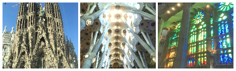 Visit the Sagrada Familia in Barcelona