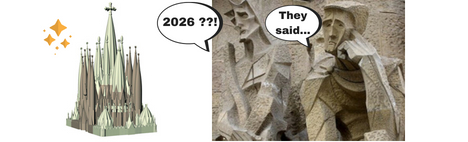 Sagrada Familia Finished in 2026... or not?