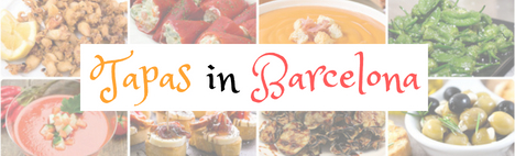 TOP 35 Tapas in Barcelona