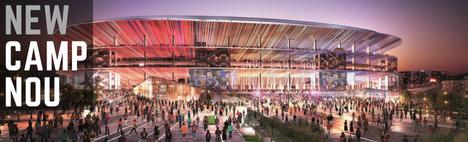 Project Espai Barça: Het nieuwe Camp Nou!