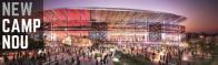 Project Espai Barça en het nieuwe Camp Nou!