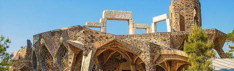 Colonie Guell: un Gaudí peu connu